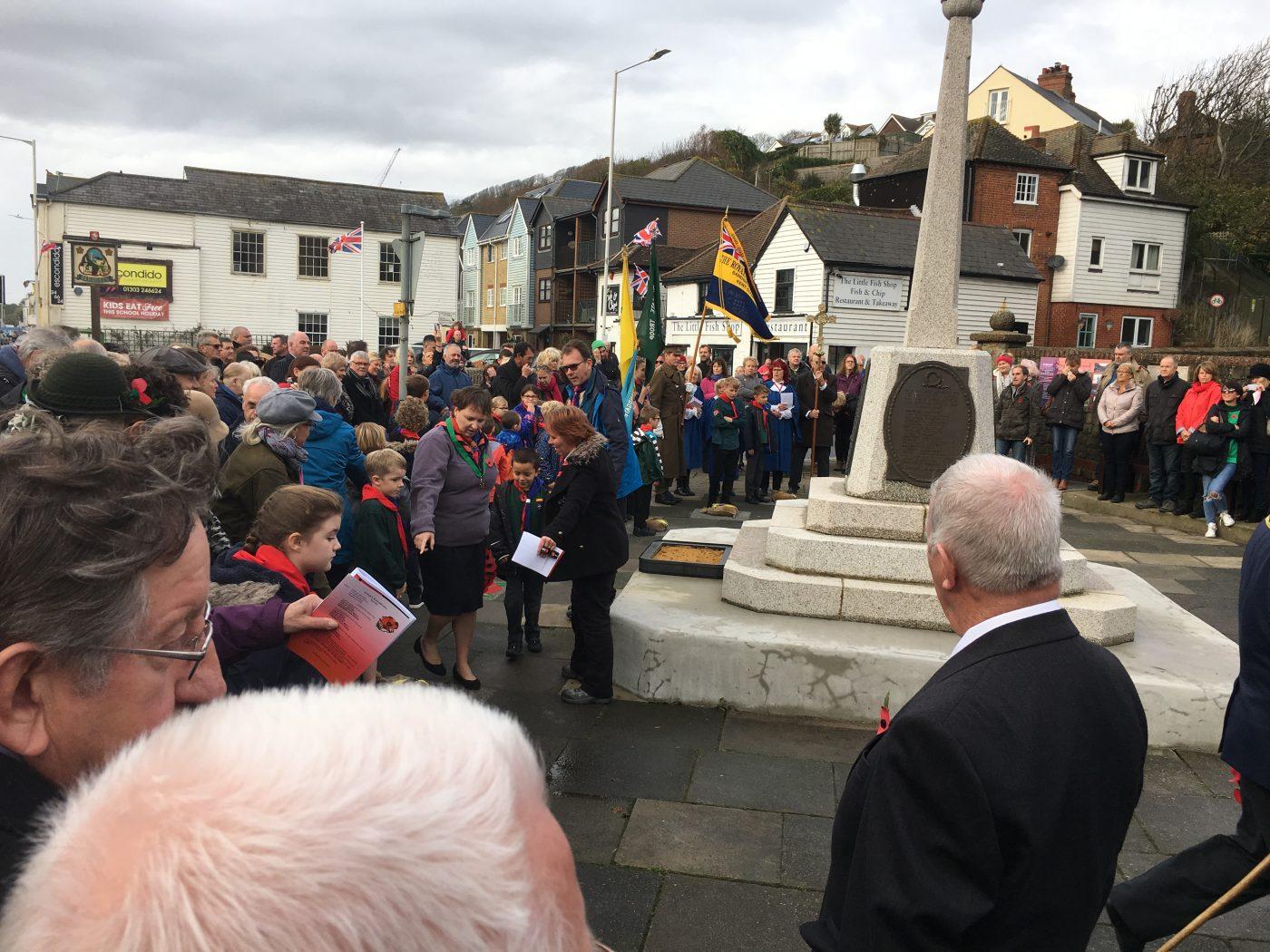 Sandgate memorial