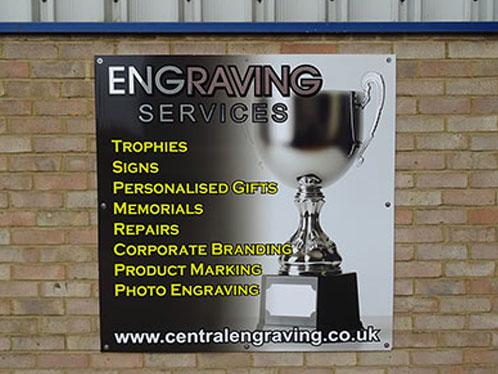 Engraving Signage